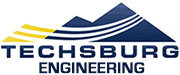Techsburg logo