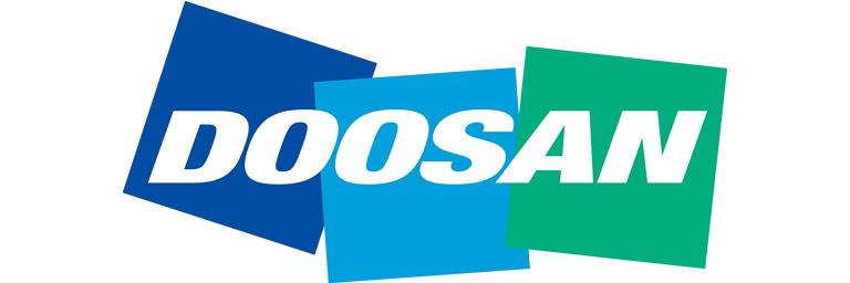 Doosan Corporation logo