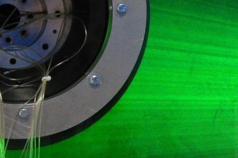 Specialty Turbomachinery Rig Testing feature image
